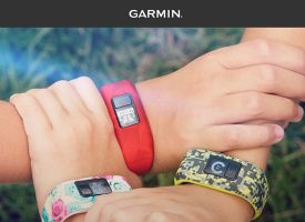 Gioca con Garmin e vinci una fit band Vivofit Junior