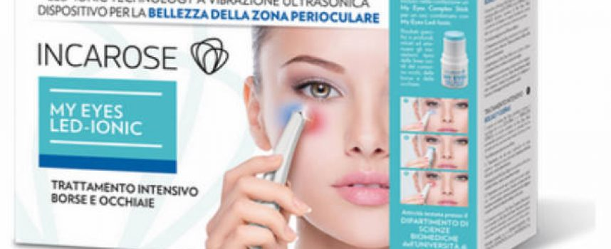 Diventa tester di Incarose My Eyes Led-Ionic con Opinion Model