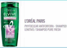 Diventa tester Elvive Phytoclear con AlFemminile