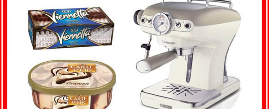 It's your time, Coffee time: vinci una macchina da caffè Vintage Ariete