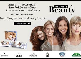 Secrets of Beauty: ricevi in regalo un fotolibro personalizzabile