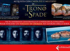 "Vinci un viaggio in Croazia sul set di ""Game of Thrones"""
