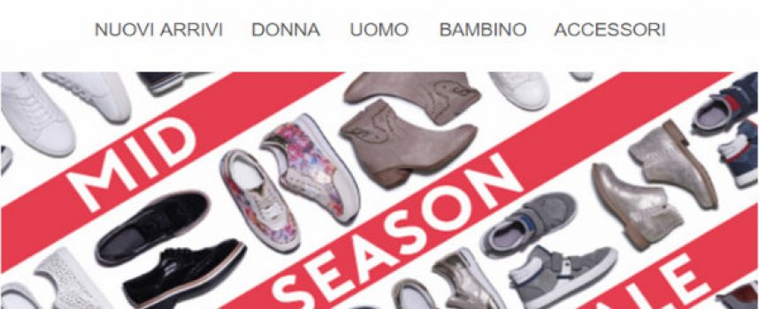 Mid Season Sale da Bata