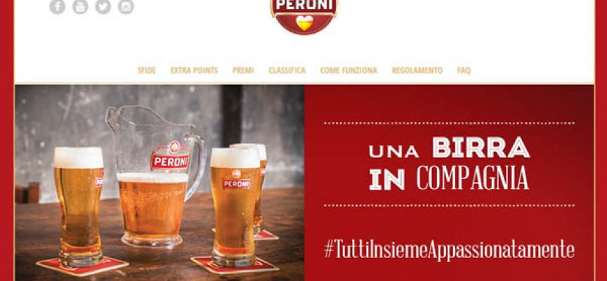 Torna la fantastica Digital Collection Cuore Peroni!