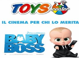 Toys Center ti regala il cinema