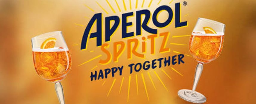 Happy Together: gioca e vinci con Aperol Spritz