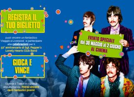 Gioca con Uci Cinemas e vinci The Beatles