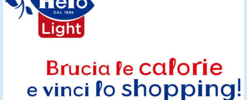 Brucia le calorie e vinci lo shopping con Hero Light