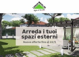 Extra sconto Leroy Merlin con Carta Idea
