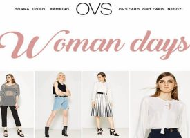 Speciale Woman Days da OVS