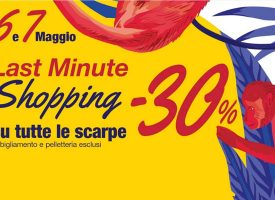Last Minute Shopping: scarica il nuovo coupon Pittarello