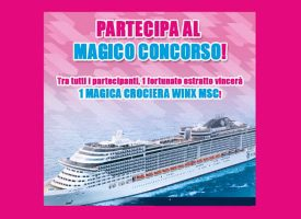 Gioca con Winx Magic Power e vinci una magica crociera MSC