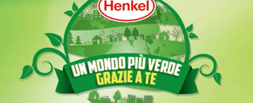 Regalati un weekend ecosostenibile con Henkel e Coop