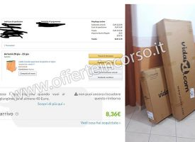 Shopping gratis e un guadagno di € 5,00 con Amazon e Bestshopping