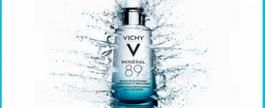 Prova gratis Mineral 89 di Vichy con Opinion Model