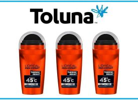 Prova gratis Men Expert Roll-On di L'Oréal con Toluna
