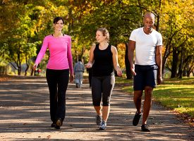 In forma per l'estate con il Fitwalking