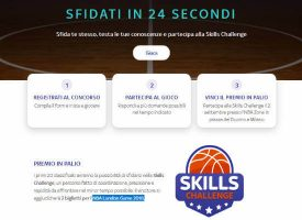 Gioca con Sky e vinci l'NBA London Game 2018