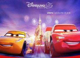 Vola a Disneyland Paris con The Space e Cars3