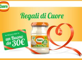 Cuore ti regala un buono da 30 euro per fare shopping on line