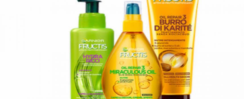 Diventa tester e prova la beauty routine di Fructis con Opinion Model