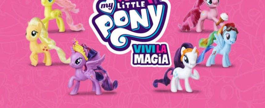 "Gioca con Cartoonito e vinci una festa a tema ""My Little Pony"""