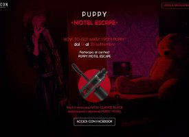 Gioca con Puppy Motel Escape e vinci un mascara Wycon