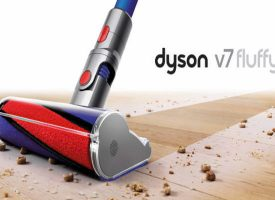 Prova Dyson V7 Fluffy con The Insiders