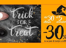 Trick or Treat? Festeggia Halloween con il nuovo coupon Pittarello