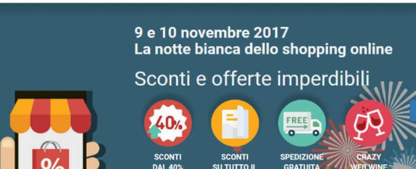 Crazy Web: 30 ore di shopping sfrenato online