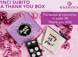Gioca con Silhouette Donna e vinci la Thank you Box Essence