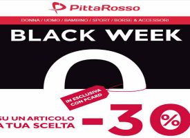 Black Week Pittarosso