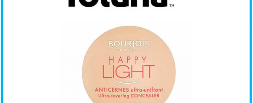 Prova gratis il correttore Happy Light di Bourjois con Toluna