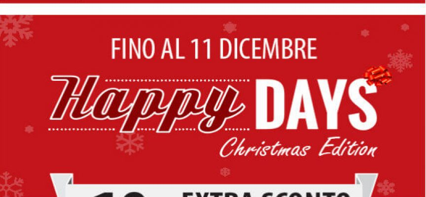 Tornano gli Happy Days da Maxi Sport