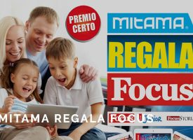 Con Mitama in regalo 6 mesi di abbonamento digitale a Focus