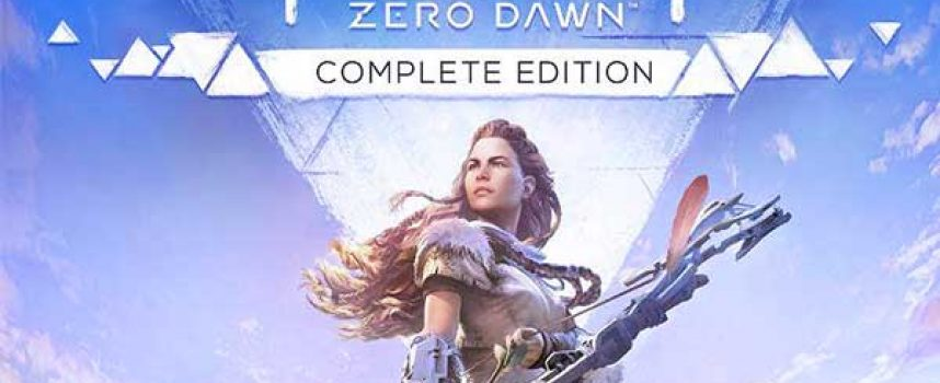 Prenota Horizon Zero Dawn – Complete Edition con incluso il DLC The Frozen Wilds e altri contenuti