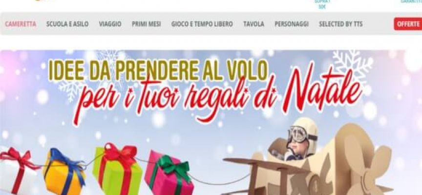 Black Weekend di Natale da Toc Toc Shop