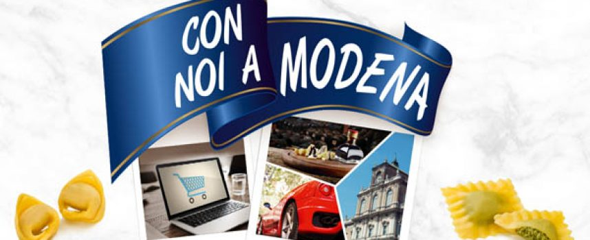 Con Fini vinci buoni Amazon e un weekend a Modena