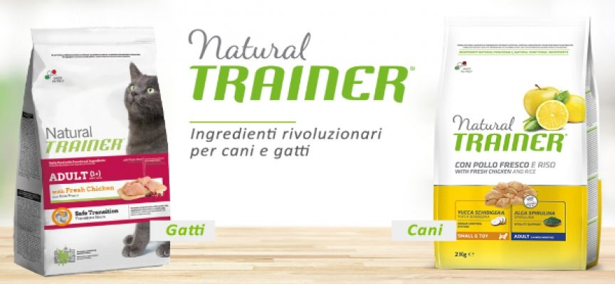 Scopri la nuova campagna tester Natural Trainer su The Insiders