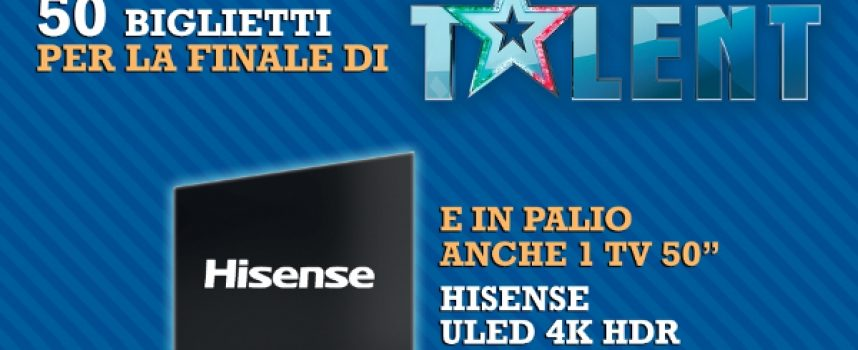 Vinci la finale di Italia's Got Talent con Old Wild West