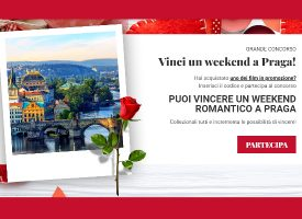 Acquista un film Universal e vinci un romantico weekend a Praga