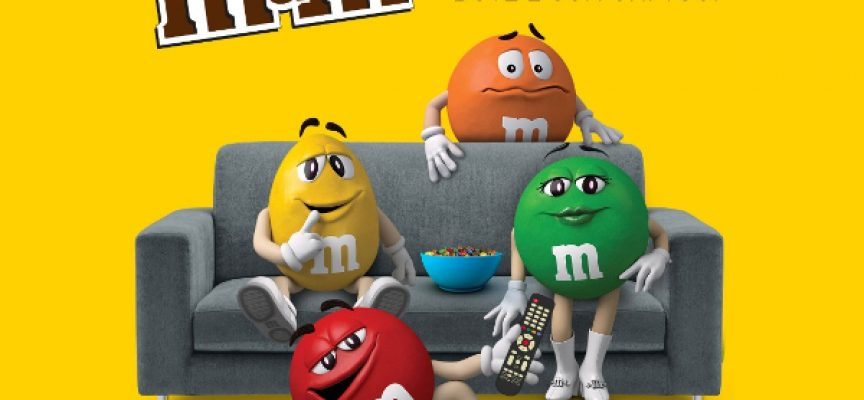 Gioca con M&M's e vinci un abbonamento alla tua tv on demand preferita