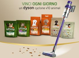 Gioca con Ultima e vinci Dyson Cyclone V10 Animal