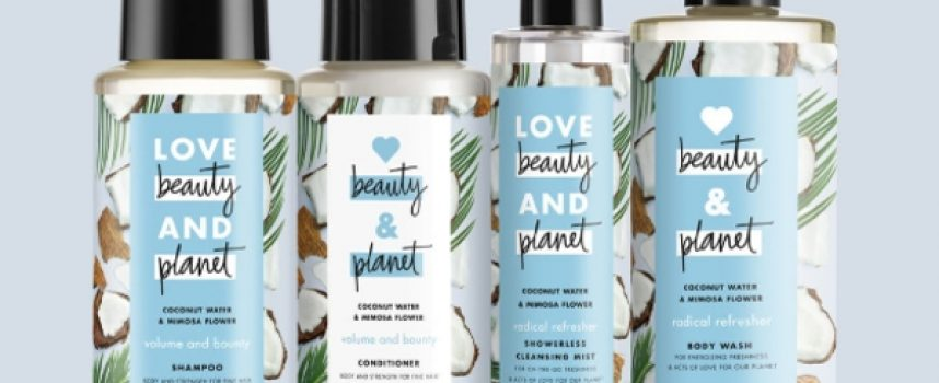 Scopri i prodotti Love Beauty and Planet e vinci una bicicletta Doniselli