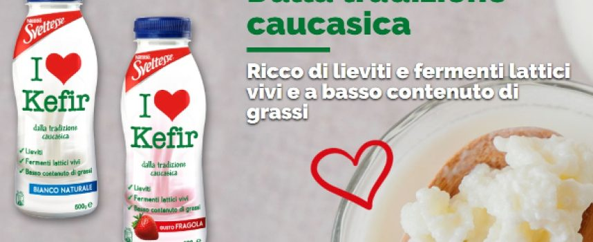 Sveltesse I love Kefir ti regala un weekend di benessere