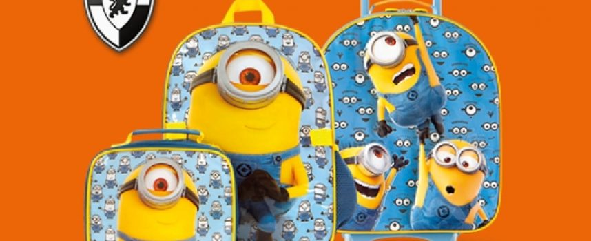 Gioca con Develey e vinci uno dei 50 kit trolley e zaino Minions