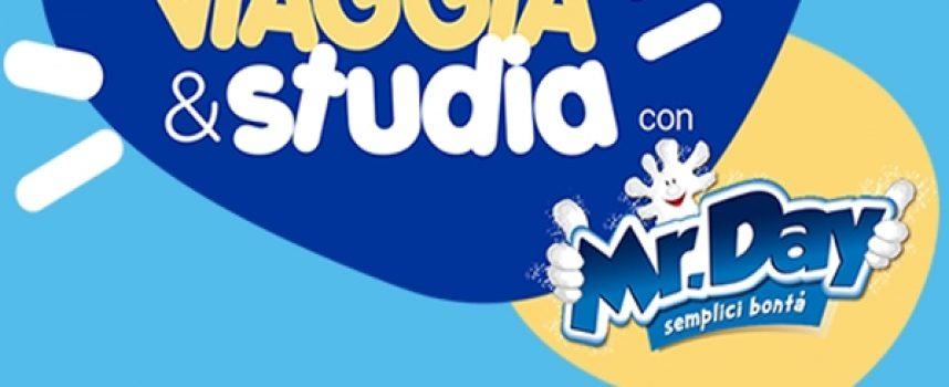 Viaggia e studia con Mr. Day: in palio 12 vacanze studio EF