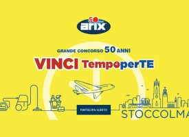 Acquista i prodotti Arix, Tonkita e Stirokay e vinci un weekend a Stoccolma