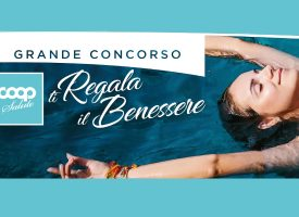 Coop Salute: in palio buoni spesa e weekend benessere