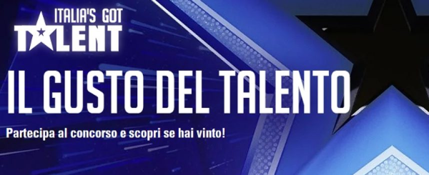 Vinci la finale di Italia's Got Talent e buoni sconto Old Wild West